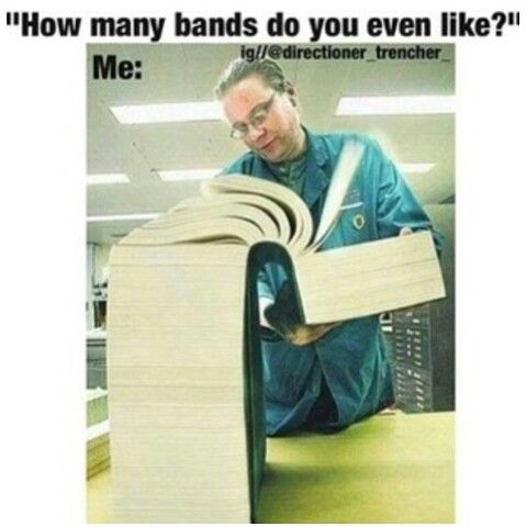 Icon For Hire, Evanescence, Paramore, BVB, Panic at the Disco, Sleeping with Sirens, All Time Low, Halestorm, Flyleaf.