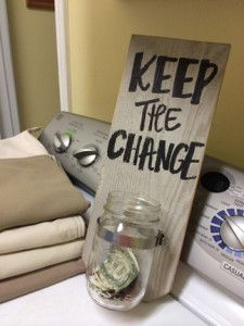 Decorative DIY Sign… Making my own… just may not be as cute as this