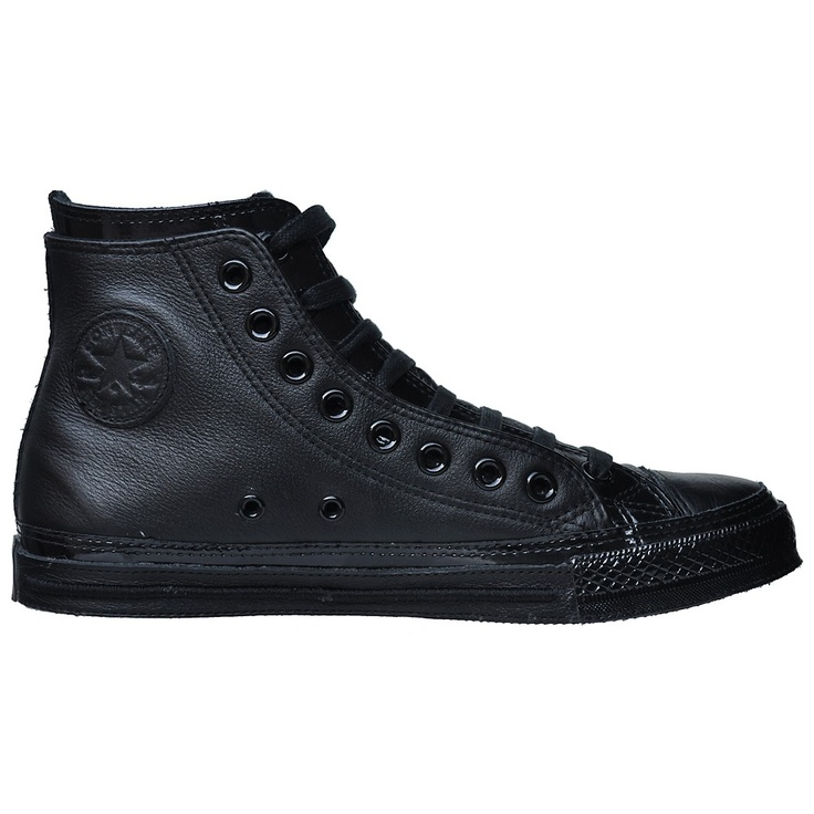 Converse Double Upper Black Yellow Shoes