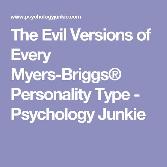 types of personality traits pdf