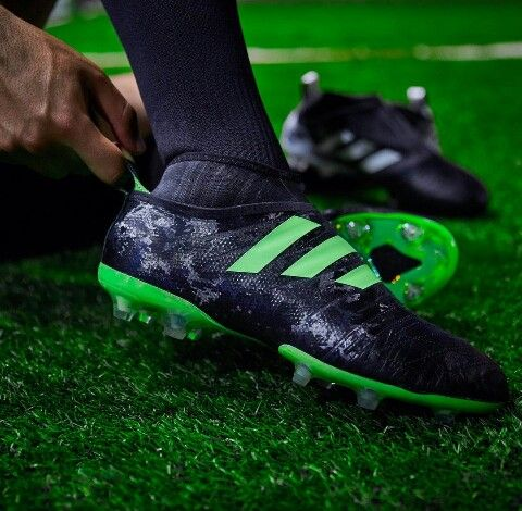 official photos 91d9f e8125 Firts adidas Glitch Hacked boots