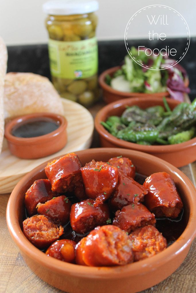 Chorizo in Cider | Will the Foodie