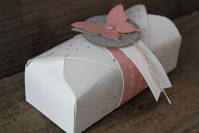 Stempelgarten: Anleitung: kleine Schatztruhe mit dem Envelope Punchboard
