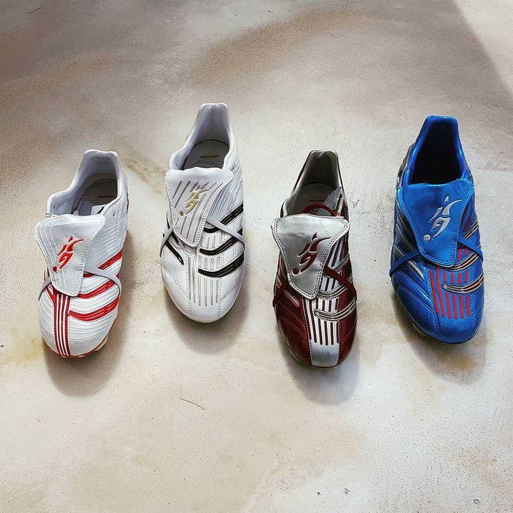 Adidas Predator Absolute @davidbeckham edition  Adidas Predator will always be…