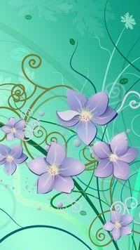 Skromne kwiatuszki