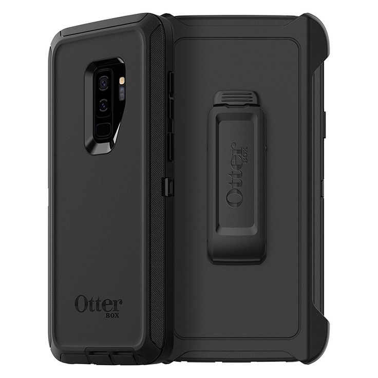 Defender Series Screenless Edition Case for Galaxy S9+