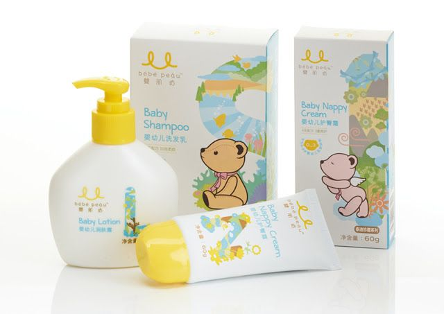 bebe peau on Packaging of the World - Creative Package Design Gallery