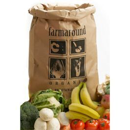 Standard Organic Vegetable Bag