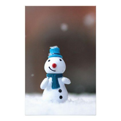 Winter Christmas Snow Toy Stationery - winter gifts style special unique gift ideas