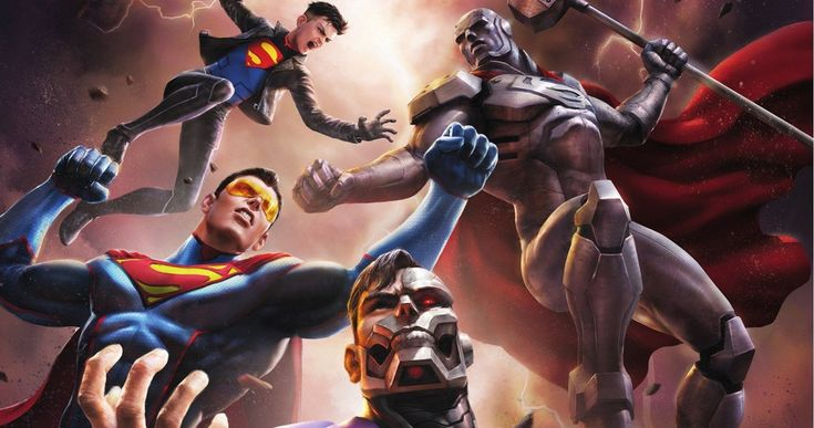 reign of the superman stream