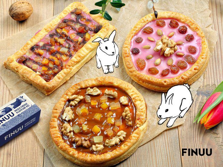 Tradycyjny mazurek z klasycznym FINUU? To doskonały początek dla wielkanocnego ciasta! #finuu #finuupl #finlandia #ciasto #mazurek #easter #eastercake #wielkanoc #cake #recipe #pomysl