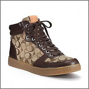 COACH men shoes!! awesome! lol