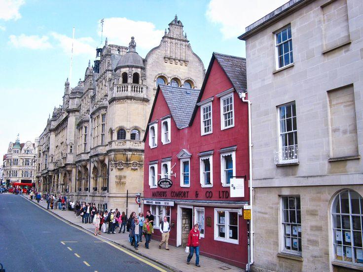 Călătorii de o zi din Londra: Castelul #Windsor, Palatul #HamptonCourt și #Oxford