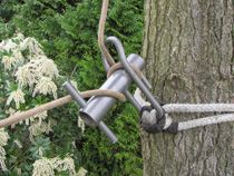Arborist rigging techniques