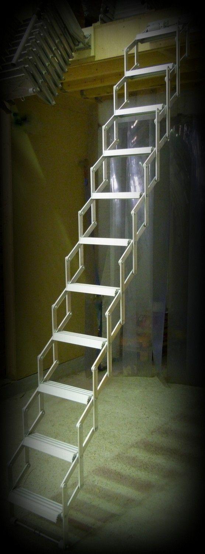 16 best images about metal loft ladders on pinterest. Black Bedroom Furniture Sets. Home Design Ideas