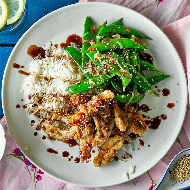 Asian Pepper Chicken