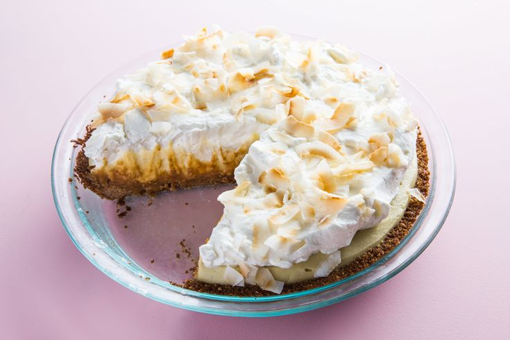 Bon Appetit's Best Coconut Cream Pie