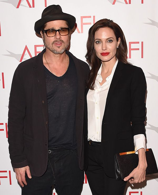 Angelina Jolie Admits There Are 'Issues' With Her Marriage To Brad Pitt