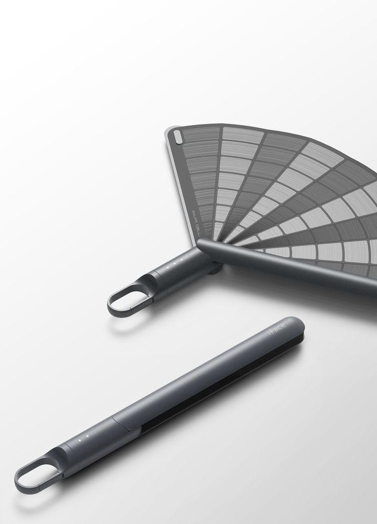 K-DESIGN AWARD WINNER - Fantastick (Fan + a Stick)