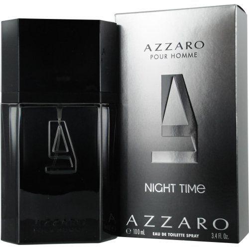 Loris Azzaro Azzaro Pour Homme Night Time Eau de Toilette Spray for Men, 3.4 Ounce