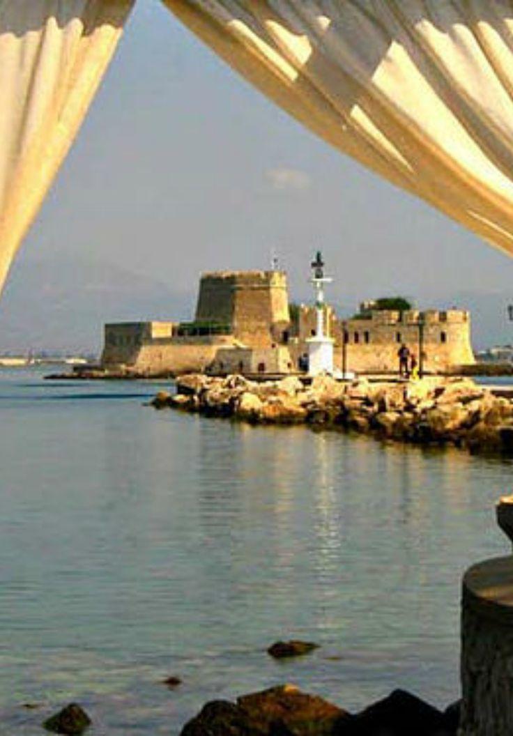 Bourtzi Castle