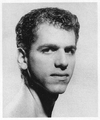 Roger Plaut, Joffrey dancer from 1986-1993. Now a microbiologist.