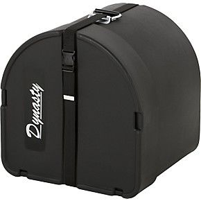Shop and save on the Dynasty Marching Bass Drum Case (avaliable in 8 styles) at The Woodwind & Brasswind.
