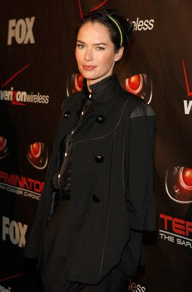 pictures of lena headly i terminator | ... arrivals in this photo lena headey actress lena headey arrives at