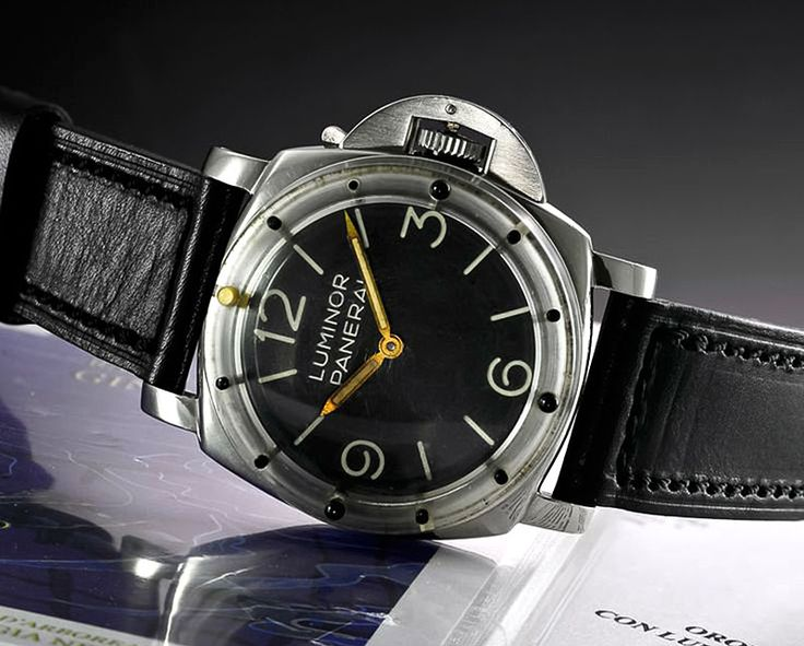 Panerai Prototype 6152/1 (Case No. 12948) ...Welcome to PaneraiMagazine.com Home of Jake's Panerai World...