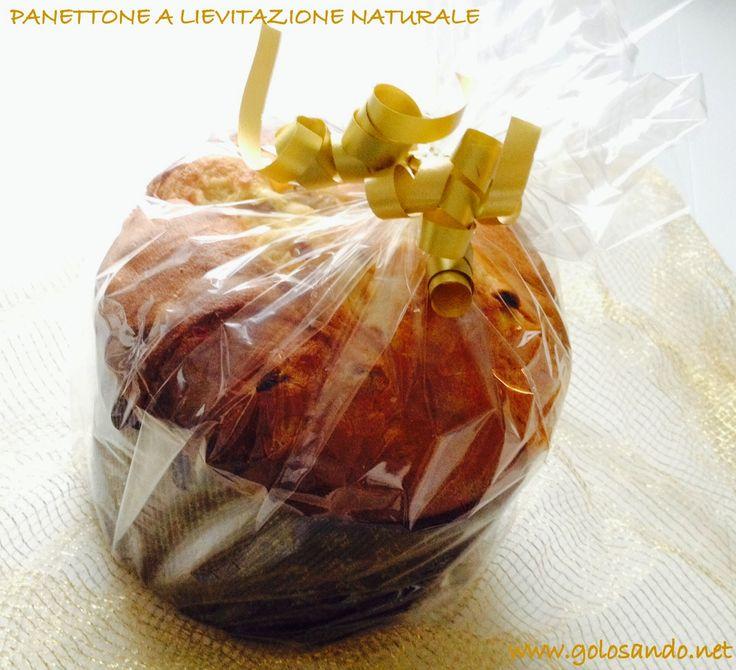 Golosando...serenamente!: Panettone