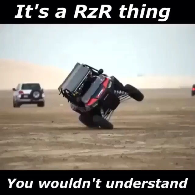 It's a RzR Thing!!