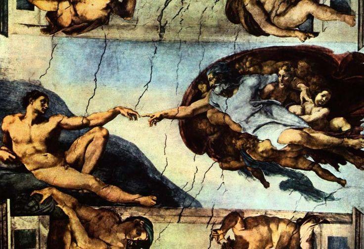 СИКСТИНСКАЯ КАПЕЛЛА Микеланджело. Надежда Ионина. 100 великих картин. Книги по истории онлайн. Электронная библиотека