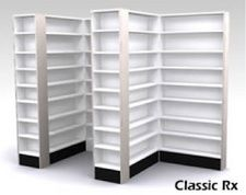 rxshelving.com - pharmacy design and fixtures