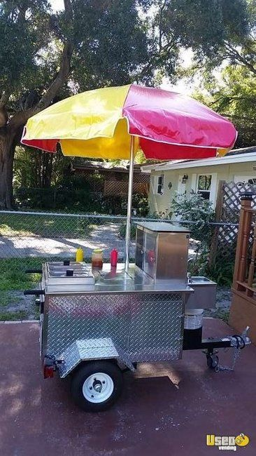 New Listing: http://www.usedvending.com/i/2014-Hot-Dog-Cart-for-Sale-in-Florida-/FL-Q-697P 2014 Hot Dog Cart for Sale in Florida!!!