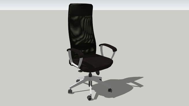 Office Chair Markus Ikea 3d Warehouse Office Chair Chair