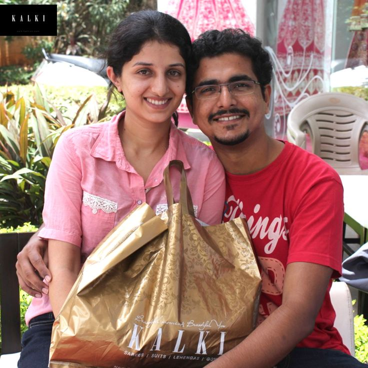 Visit the Kalki store and we will capture your moments of joyful shopping.