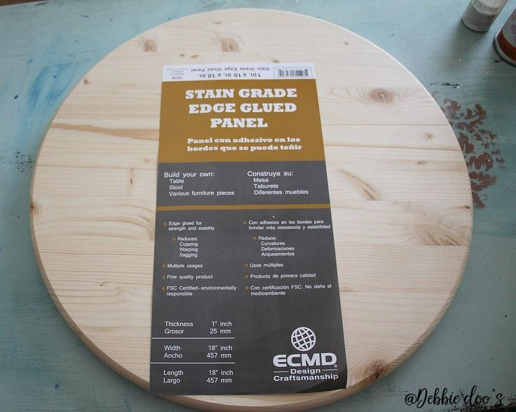 round-18-x-18-wood-to-make-a-lazy-susan-found-at-lowes-hardware