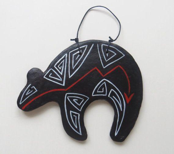 Bear Southwest Usa Zuni Acoma Hopi Mesa Western Native