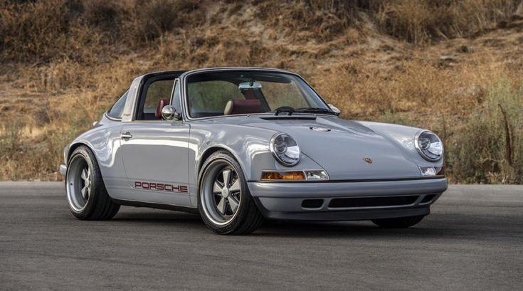This Custom Porsche 911 Targa Is Gobsmackingly Good. Car goals.