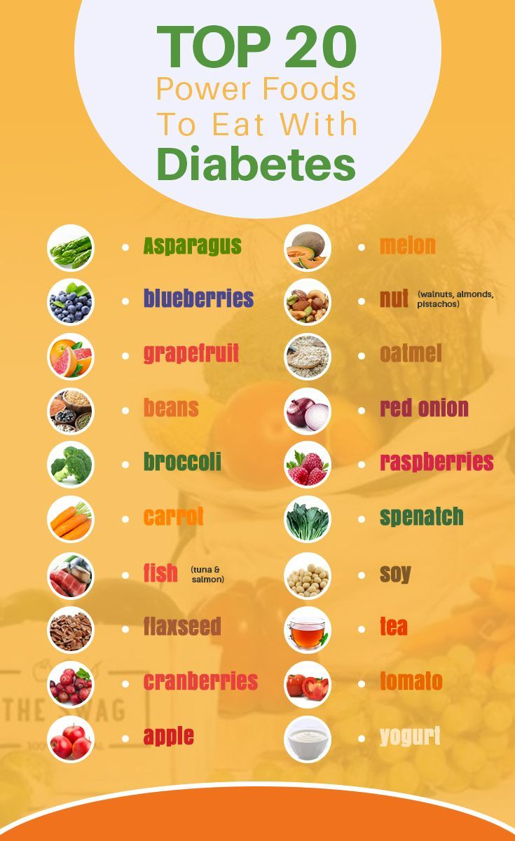 20 Top Power Foods To Eat For Diabetes Diabetic Diet Food List