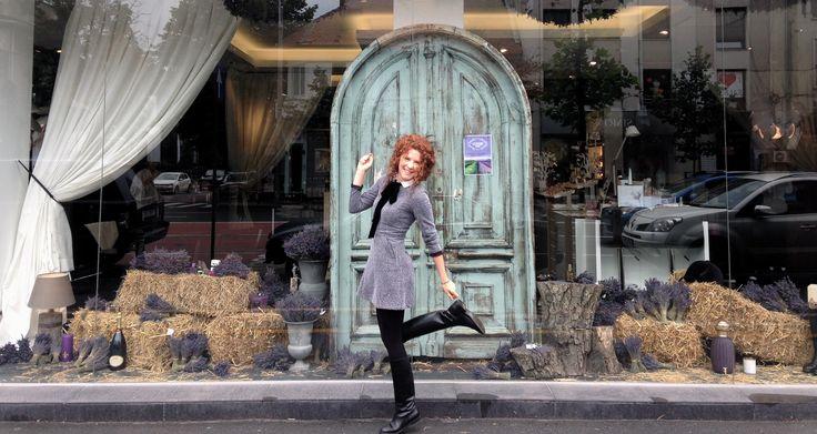 Madison Perfumery / Front View/ Window Display by Mihaela Damian