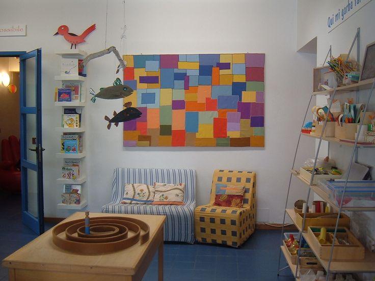 escola nido a Pistoia