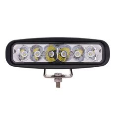 MZ-D 18W 1530LM White Light 6000K 6 Cree XB-D LEDs Car Spot Light Headlamp Fog Lamp for SUV Auto Modification ( 10 - 30V )