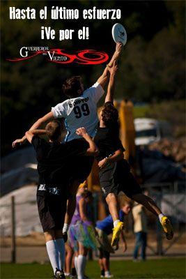 #UltimateFrisbee #GuerrerosdelViento #Cali #Deportes