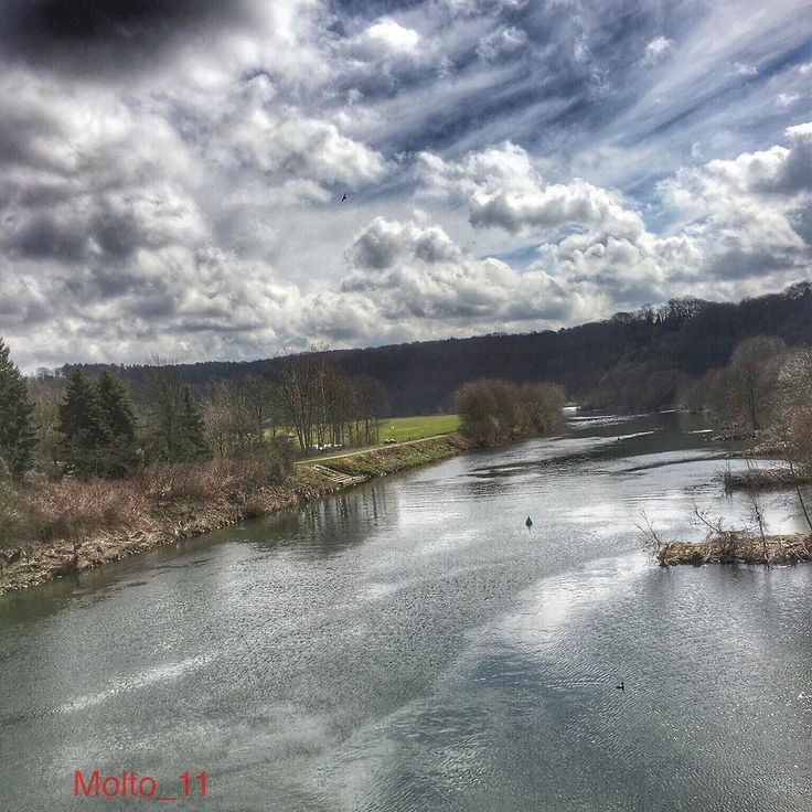 """Ostern 2016 an der Ruhr #iphone6sphotography #nature #naturelovers #ruhr #ruhrgebiet #love_ruhrgebiet #springtime #ig_nrw #loves_united_germany #clouds #cloudporn #skyporn #skylovers #hollygo #river #ostern2016 #märz2016 #ichliebewetter #like4like #beautiful #follow #cool by molto_11 Follow """"DIY iPhone 6/ 6S Cases/ Covers/ Sleeves"""" board on @cutephonecases http://ift.tt/1OCqEuZ to see more ways to add text add #Photography #Photographer #Photo #Photos #Picture #Pictures #Camera #Only #Pic…"""