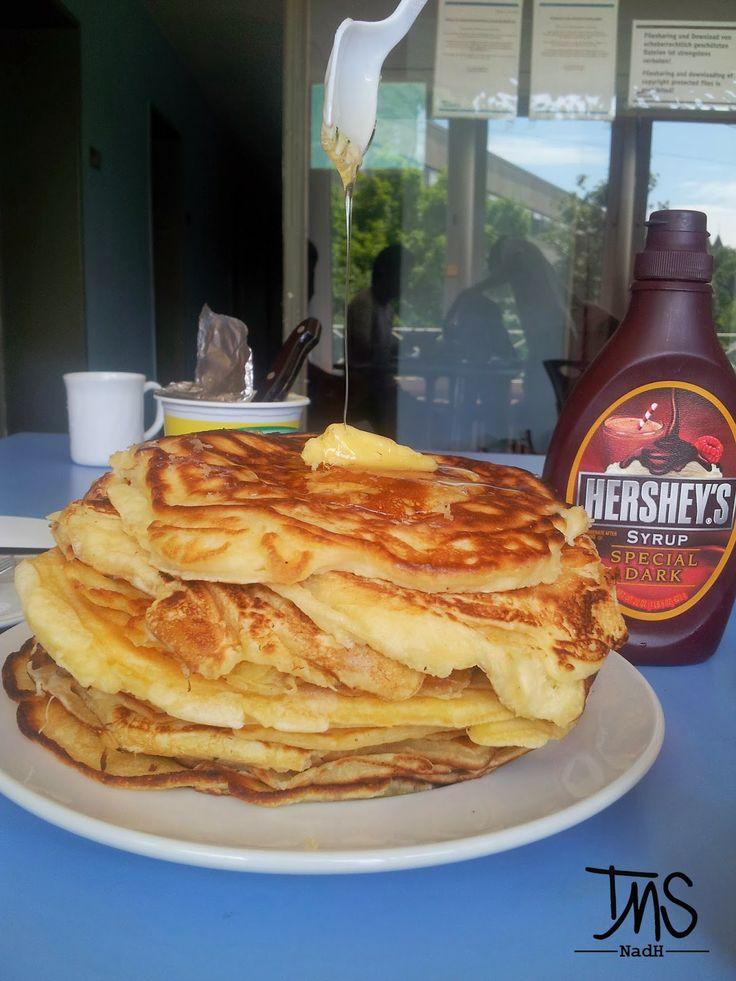 Resepi Pancake mudah dan senang by Nadhirah Hamid on The Me Stories