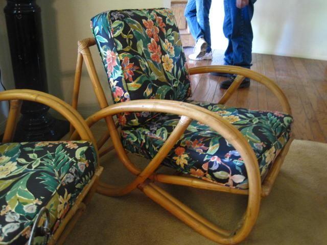 Vintage Rattan Tiki Furniture | Rattan | Pinterest | Vintage, Chairs And  Paint