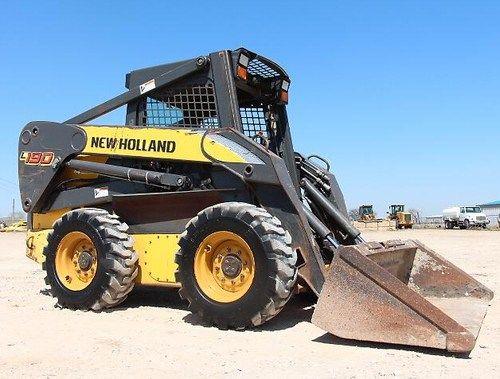 New Holland L180 L185 L190 C185 C190 Skid Steer Loader