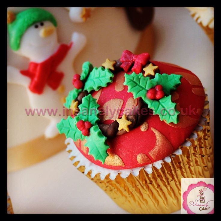 Cake Decorating On Facebook : 1000+ images about Christmas Cake Decorating Class on ...