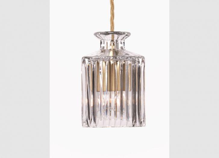 Leebroom decanterlight square straight decanter lightsstraight cutlee